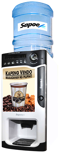 250 KAPENG VENDO MACHINE