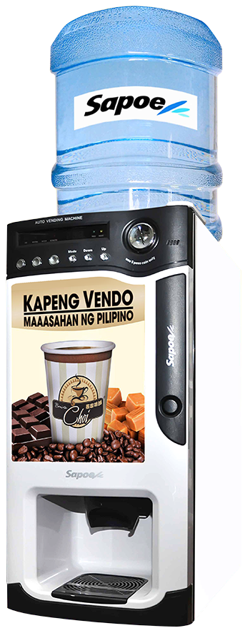 350 KAPENG VENDO MACHINE
